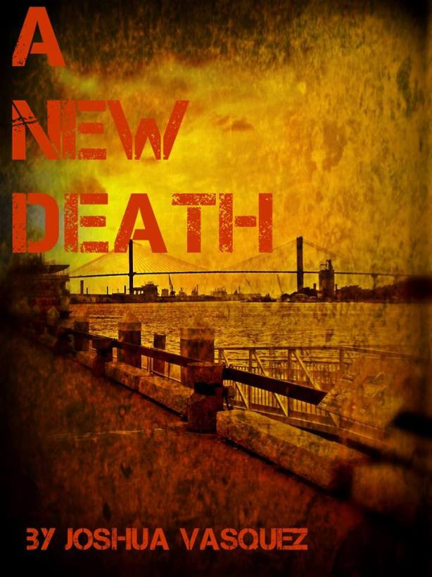 The Cover for A New Death!