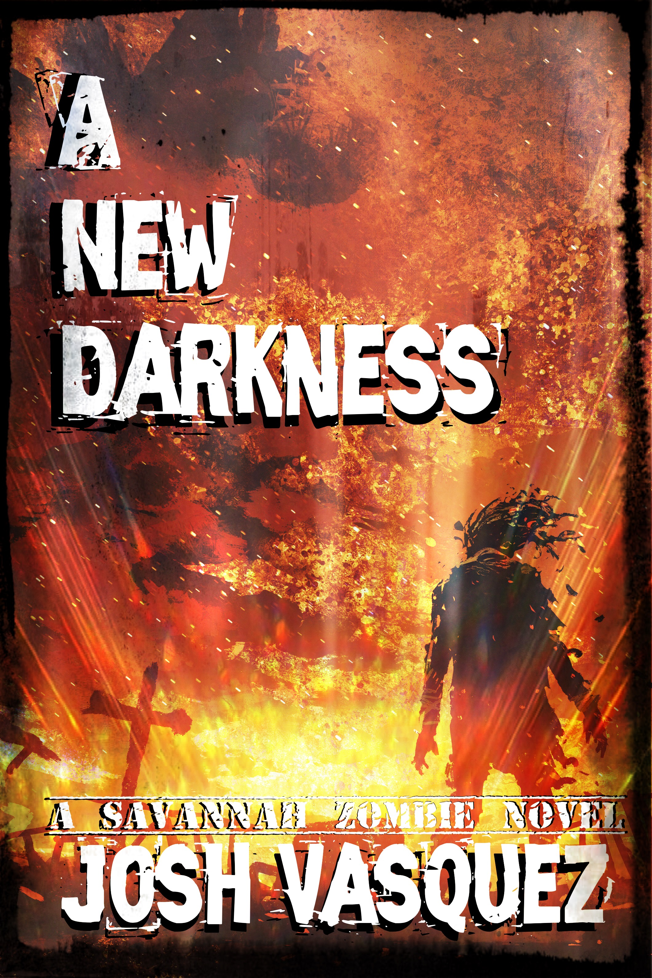 A New Darkness cover